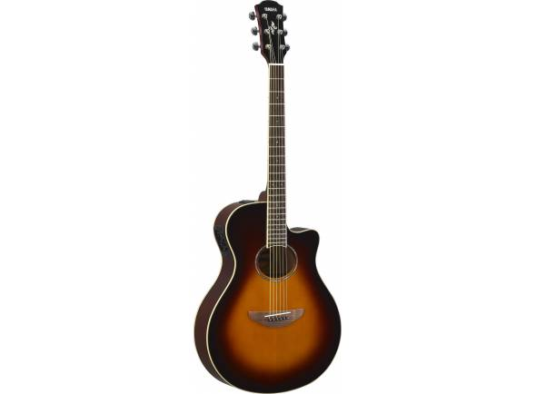 Guitarras Folk Yamaha APX600 Old Violin Sunburst