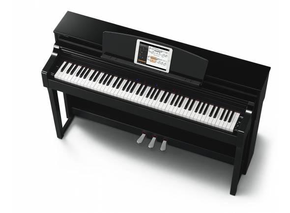 Pianos Digitais de Móvel Yamaha Clavinova CSP-170 PE