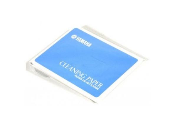 Manutenção e produtos de limpeza Yamaha CLEANER PAPER CP2