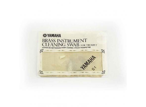 Manutenção e produtos de limpeza Yamaha Cleaning Swab For Trumpet