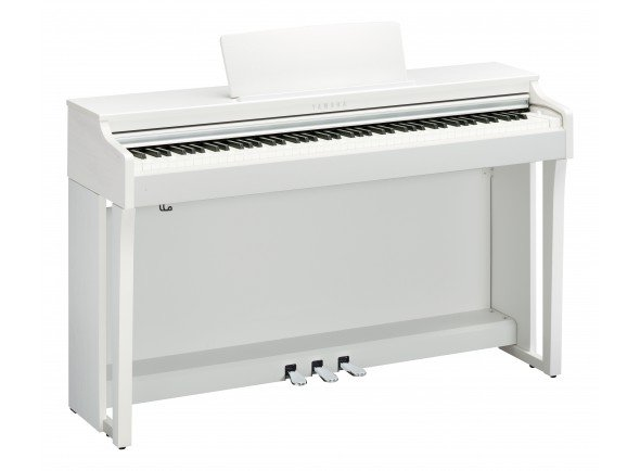 Pianos Digitais de Móvel Yamaha CLP-625 WH