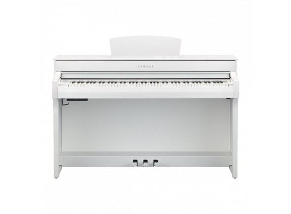 Pianos Digitais de Móvel Yamaha CLP-735 WH