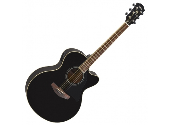 Guitarras Folk Yamaha CPX 600 Black