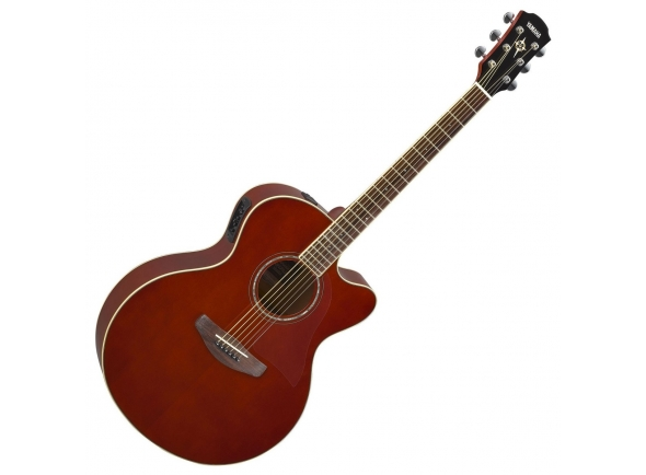 Guitarras Folk Yamaha CPX 600 Root Beer