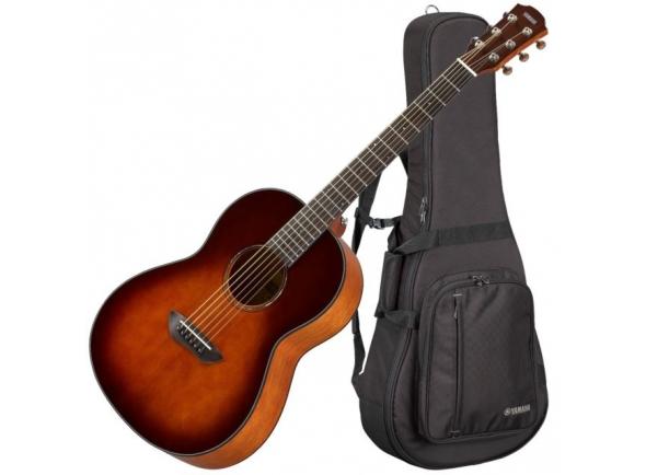 Outras guitarras acústicas Yamaha CSF1M Tobacco Sunburst