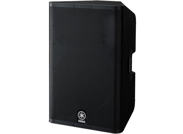 """Yamaha DXR-15 B-Stock  Yamaha DXR-15 - A coluna de topo da série DXR    Coluna de duas vias    Freq. 49Hz - 20kHz    Auto-Falantes: 15"""" + Voice Coil 2.5""""    Potência: 700 Watts / RMS    1 altifalante de 15""""    1 tweeter de 1/4""""    SPL: 133dB    Peso: 22.5kg    Caixa: ABS    Amplificador classe D    Dimensões: 445mm x 700mm x 380mm (15"""")"""