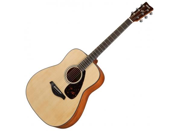 Guitarras Dreadnought Yamaha FG 800 M Natural