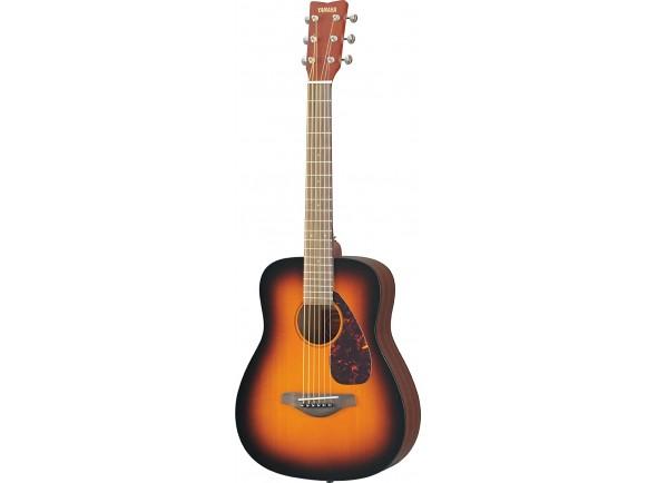 Guitarra Clássica Yamaha JR2 TBS 3/4