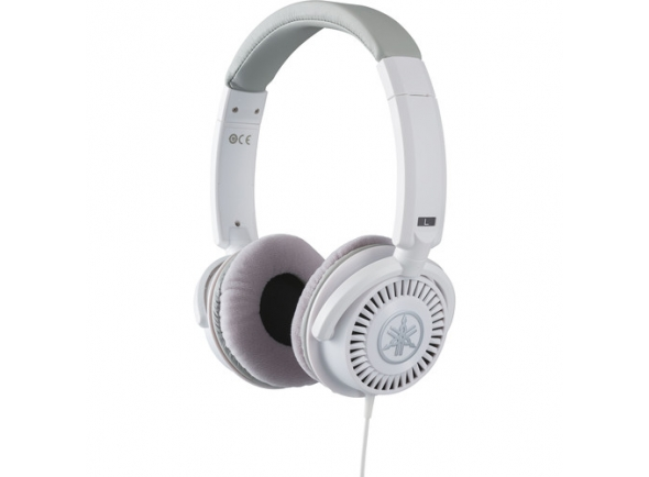 Yamaha HPH-150WH Open-Air Stereo Headphones (White)