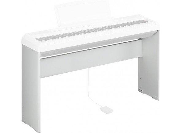 Yamaha L-85 WH  Suporte para teclados Yamaha L-85 WH - Cor: branco - Suporte para piano digital P115