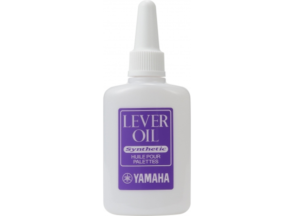 Lubrificantes para sopros Yamaha Lever Oil 20ml