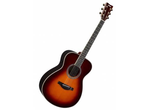 Outras guitarras acústicas Yamaha LS-TA TransAcoustic BS Brown Sunburst