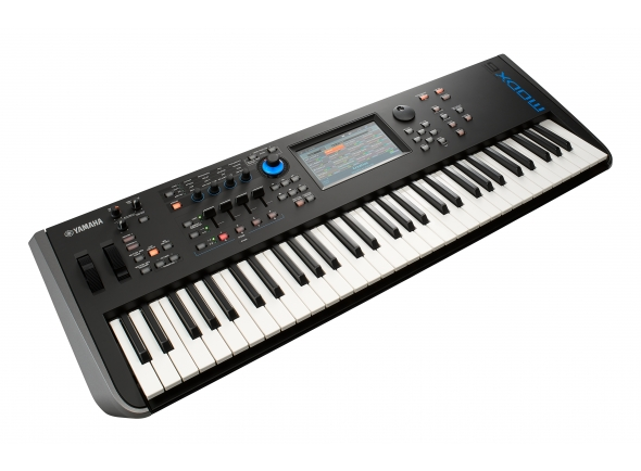 Sintetizadores e Samplers Yamaha MODX6