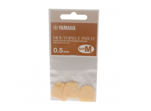 Yamaha Mouthpiece Cushions 0,5mm Soft