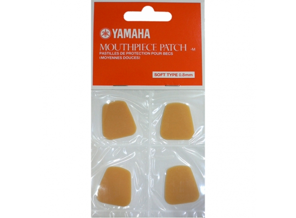 Yamaha Mouthpiece Cushions 0,8mm Soft