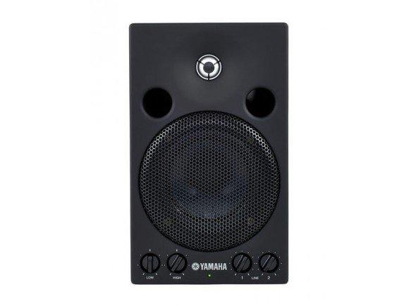 """Yamaha MSP-3  Monitor de estúdio amplificado de 20 watts, 4"""" + 7/8""""."""