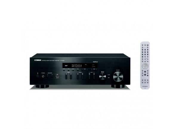 Receptores de Áudio / Vídeo Yamaha MusicCast RN-402D BK