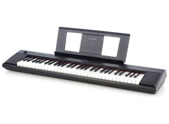 Pianos Digitais Portáteis  Yamaha NP12B