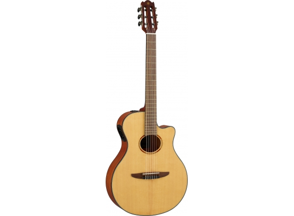 Guitarras clássicas eletrificadas Yamaha NTX1 NT