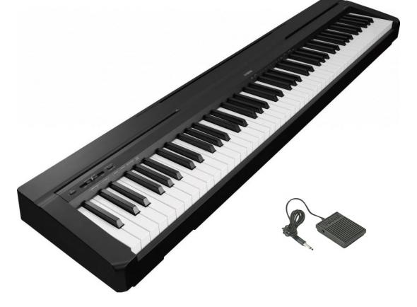 Pianos Digitais Portáteis  Yamaha P-45