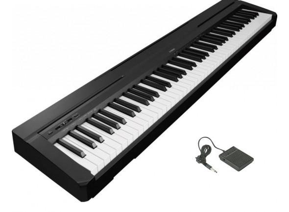 Pianos Digitais Portáteis  Yamaha P-45 EXPO