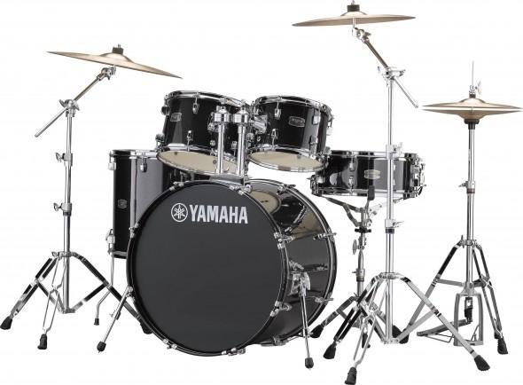 Yamaha Rydeen Standard Black Glitter 22