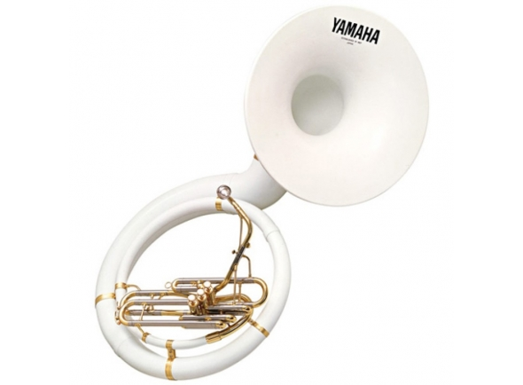 Yamaha Sousafone Sib  YSH301 Branco