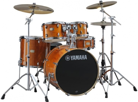 Yamaha Stage Custom Birch Honey Amber Completa