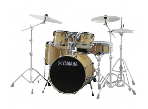 Yamaha Stage Custom Birch SBP2F5 Natural Wood sem Hardware