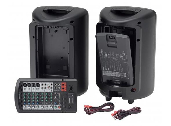 Conjuntos completos PA Yamaha STAGEPAS 600BT