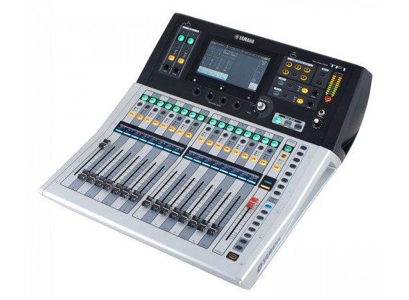 Yamaha TF-1  A Mesa de Mistura Yamaha TF-1, leva o reforço sonoro a um novo nível de detalhe com TouchFlow Operation™, pré-amplificadores D-PRE™ reconfiguráveis, processamento sofisticado e muito mais.