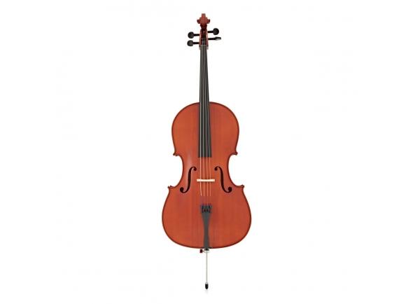 Violoncelo Yamaha VC5S Violoncelo para Estudante Tamanho 3/4