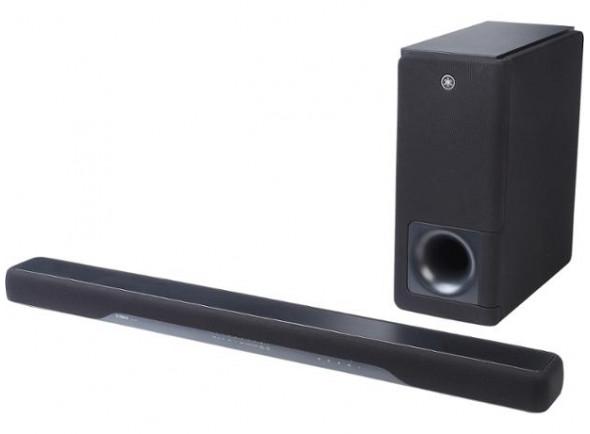 Coluna Hi-fi / Home Cinema Yamaha YAS-207