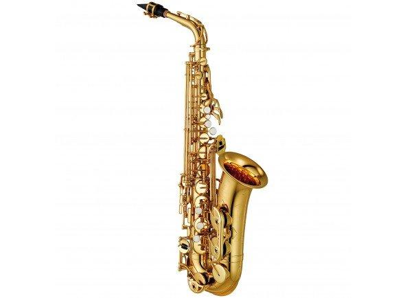 Yamaha YAS-480   Saxofone altoYamaha YAS 480  Protecções individuais das chaves  Novo sistema da chaves da mão esquerda  Gravação feita à mão como no 62  Boquilha 4C  Dourado  Novo tudel e chave de oitava igual ao 62  Chave de Fá# agudo  Fá frontal em forma de lágrima