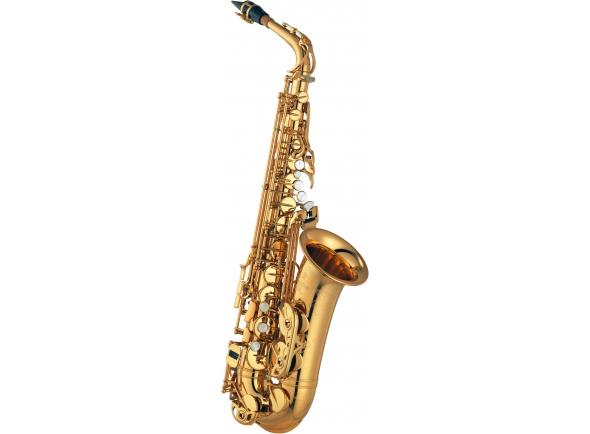 Yamaha YAS-875 EX   O novo saxofone alto YAS-875EX Custom EX Yamaha marca um grande passo à frente quanto ao design de saxofones. Oferecendo aos músicos uma infinidade de novas possibilidades, o novo Custo EX foi desenvolvido em colaboração com alguns dos mais talentosos saxofonistas do mundo, incluindo Nobuya Sugawa, Jean-Yves Fourmeau e Otis Murphy. Sua entrada inestimável significa que a Yamaha foi capaz de criar um instrumento com excelente sonoridade, confortável de tocar e que evolui de forma constante com o músico.