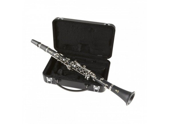 Clarinete Yamaha YCL-255 S com estojo