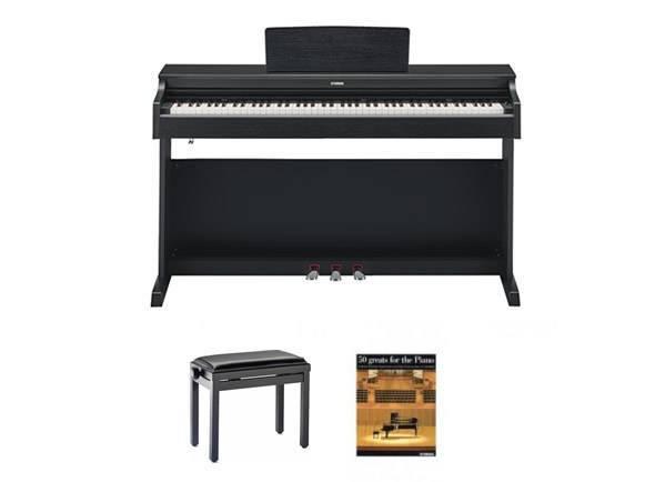 Piano Digital Yamaha YDP 163B Pack