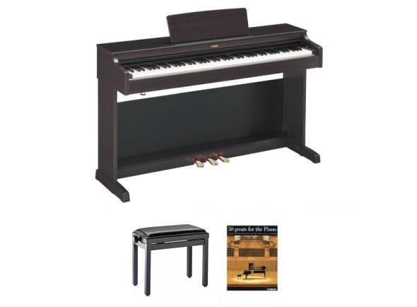 Piano Digital Yamaha YDP 163R Pack