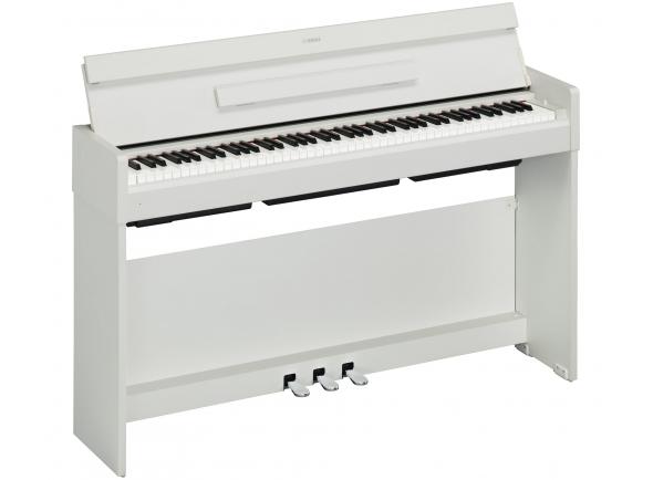 Pianos Digitais de Móvel Yamaha YDP-S34 WH