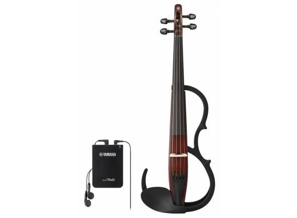 Violinos e violas eléctricas Yamaha YSV-104BR Silent Violin