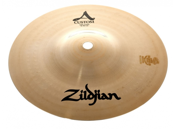 Pratos splash Zildjian 08