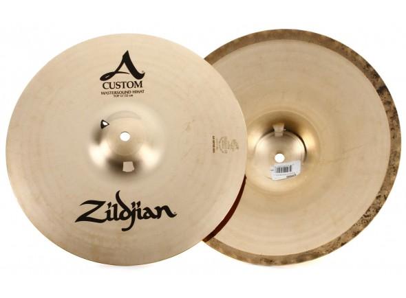 Zildjian 13 A Custom Mastersound Hi-hat