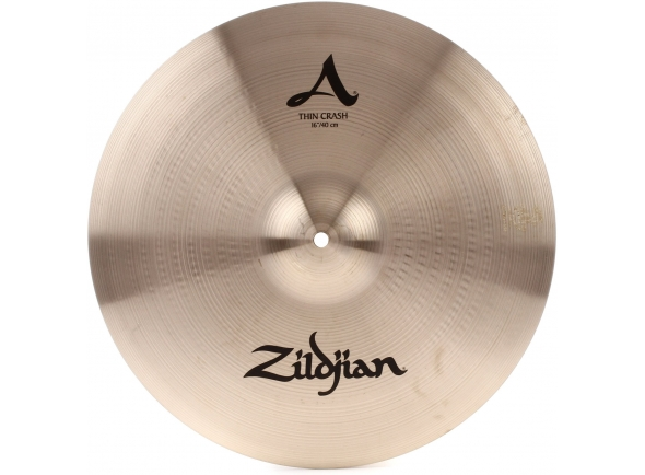 Pratos Crash Zildjian 16