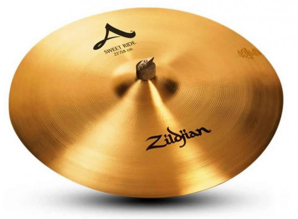 Pratos Ride Zildjian A Series 22
