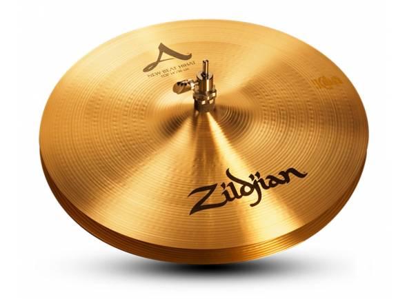 """Zildjian A0133 14"""" New Beat HiHats Par"""