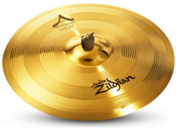 Pratos Ride Zildjian A20821 A-Custom Rezo Ride 21 B-Stock