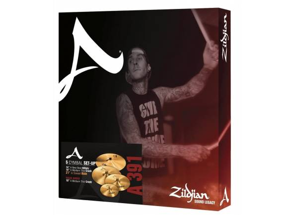 Zildjian A391 A Box Set
