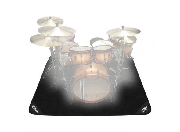 Acessórios diversos para bateria Zildjian Deluxe Drum Rug