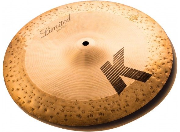 Zildjian K1321 K Custom Hybrid Ltd. Edition Reversible 14″ B-Stock