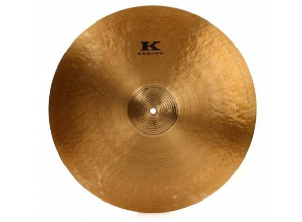 "Pratos Ride Zildjian KRM20R 20"" Kerope Medium Ride B-Stock"